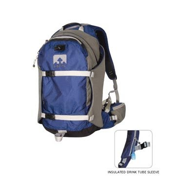 Nathan Whiteout 3.0 3-Liter Insulated Hydration Pack (Blue / Grey)