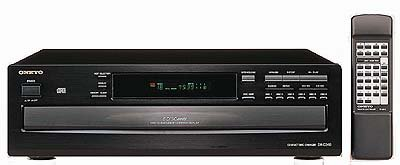 onkyo-dx-c340-6-disc-compact-disc-cd-changer-complete-with-remote-and-instruction-manual