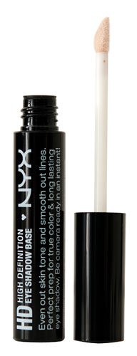 NYX Cosmetics Eye Shadow Base, High Definition,