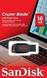 Sandisk SDCZ50-016G-B35 - SANDISK CRUZER BLADE 16GB USB