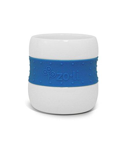 ZoLi GULP Ceramic Tumblers (2 per set) - Blue