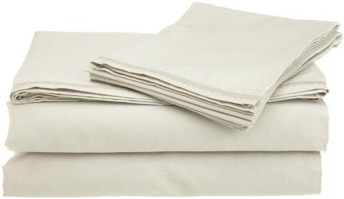 Vera Wang Love Knots Platinum Grosgrain Flat Sheet, Queen front-847574