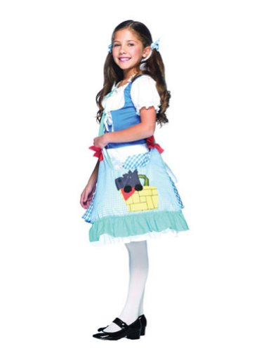 Kids-Costume-Accessory Bag Dorothy Halloween Costume - none