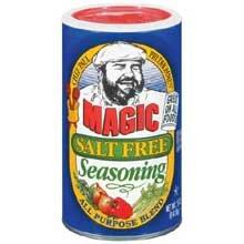 Chef Paul Prudhommes Magic Salt-Free Seasoning - 5 oz. can, 6 per case
