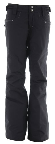 Planet Earth Women's Freefall Insulated Pant,Black,X-Small