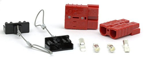 6-8-Gauge-Battery-Quick-Connect-Plug-Kit-Winch-Trailer-50-amps