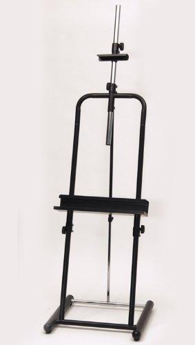 Rta 13188 Deluxe Metal Easel Black