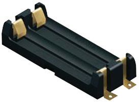 Keystone 1022 Battery Holder Dual Aaa Cell Surface Mt
