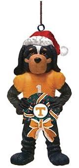 Mascot Wreath Ornament-Tennessee