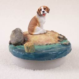 Beagle Candle Topper Tiny One \