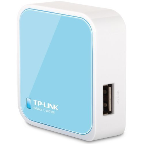 TP-LINK TL-WR703N 150M ワイヤレス WIFI ミニ ポータブル 3Gルーター