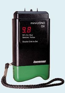 Lignomat Mini Ligno DX Moisture Meter