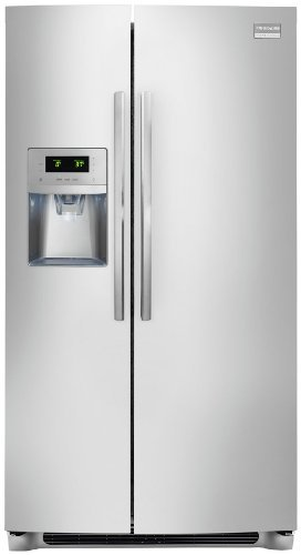 Refrigerators Side By Side front-31793