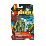 Disney Weapon Assault Drone Iron Man 2 Action Figure -- 4'' [Toy]