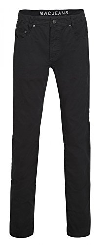 MAC Herren Jeans Hose Arne Pipe 0784l051800 P090, Größe:W40/L34;Color MAC Herren:power black
