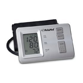 "Cheap Reliamed Automatic Blood Pressure Monitor – Cuff 9 1/2 to 13 1/4 "" (B00138PB20)"