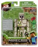 1 X Minecraft Iron Golem Action Figure