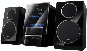 JVC UX-LP5 CD MICRO COMPONENT SYSTEM WITH IPOD DOCK