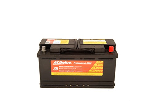 Acdelco 49Agm Professional Automotive Agm Bci Group 49 Battery