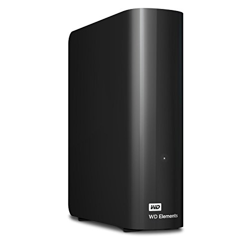 WD HDD 外付けハードディスク 5TB Elements Desktop USB3.0 WDBWLG0050HBK-JESN / 3年保証
