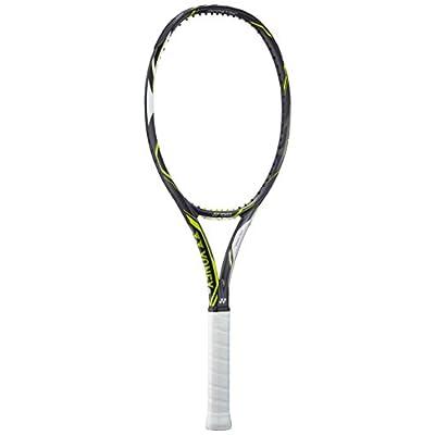Yonex Ezone DR 100 Lite Tennis Racquet, G4 3/8 (Dark Gun/Lime)