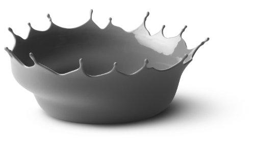 Menu Dropp Fruit Bowl Strong Gray Home Garden Kitchen Dining Tableware Serveware Tureens