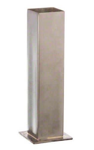 American Metalcraft SSBV1 Stainless Steel Satin Finish Bud Vase, 5-1/4-Inch
