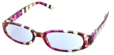 designer plaid reading glasses unique