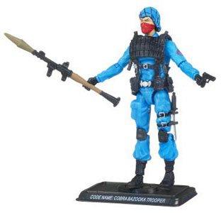 Buy Low Price Hasbro Gi Joe 25th Anniversary Figure Cobra Bazooka (B005EN37PI)