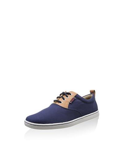 Sebago Sneaker Ryde  [Blu/Cognac]