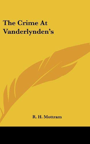 The Crime at Vanderlynden's