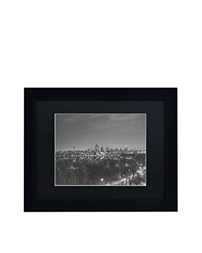 Ariane Moshayedi City From Afar II Framed Photography Print