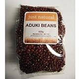 Just Natural Aduki Beans 500g x 1