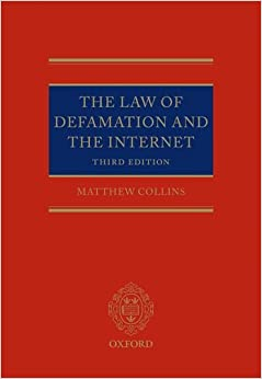 defamation on the internet Internet defamation is also known as libel or, in some instances, trade libel  kronenberger rosenfeld understands the difference and what to do about the  latter.