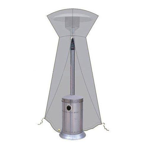[해외]KOMO 야외 테라스 데크 프로판 히터 보관 커버, 와이드 삼십사인치 95 인치 높이 (블랙)/Komo Outdoor Patio Deck Propane Heater Storage Cover, 95 inches High