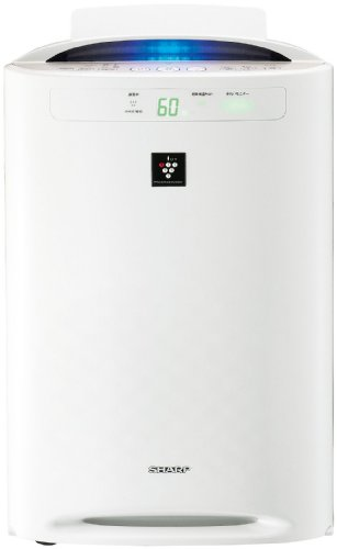 Sharp Air Purifier with Humidifying Function White SHARP@Plasmacluster 7000 KC-B70-W