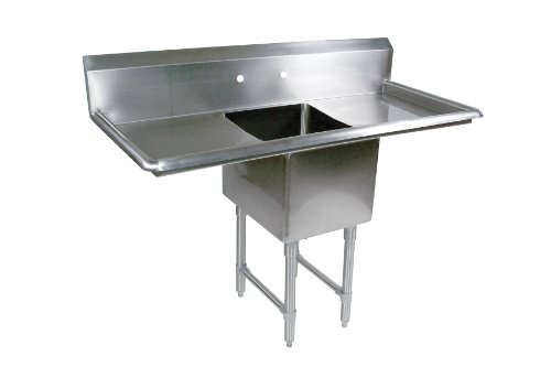 John Boos B Series Stainless Steel Sink 14 Deep Bowl 1