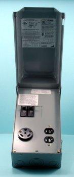 70 Amp Electrical Box