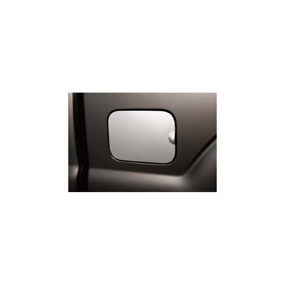 Putco 401922 Chrome Fuel Tank Door Cover for Ford Super Duty