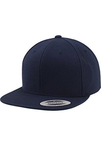 One Tone Snapback dark navy one size