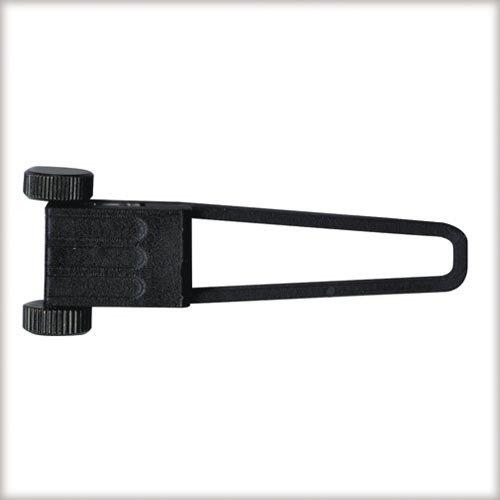 Paulmann Wire System L&E Lampenhalter Seilsysteme Kolibri, max. 1 x 50W, GX5,3 Schwarz 12V Met