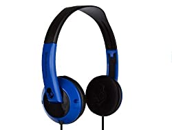 Skullcandy S5URCZ-101 On-Ear Headphone (Blue/Black)