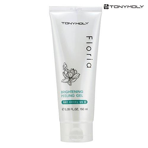TONY MOLY Floria Brightening Peeling Gel Korean Beauty [Imported]