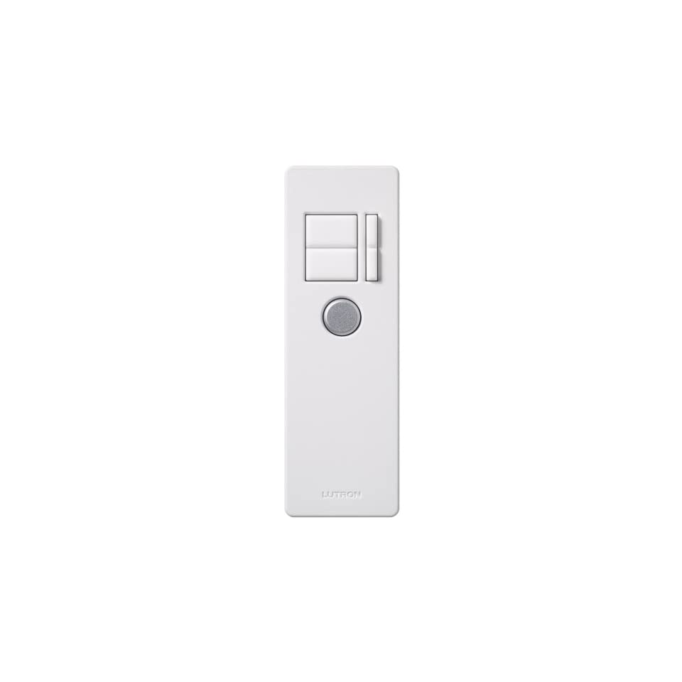 Lutron MIR ITFS WH Maestro IR Remote Control, White on PopScreen on