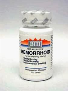 Hemorrhoid - 100 - Tablet