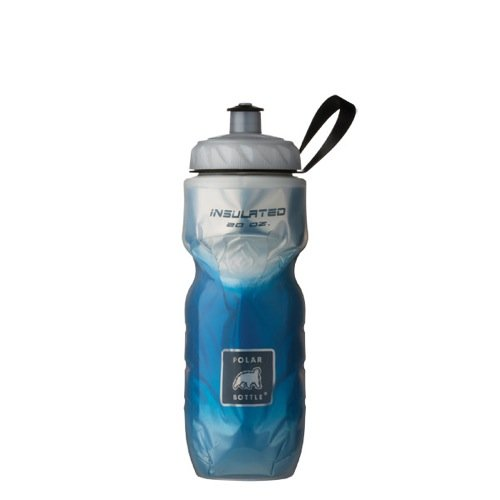 Polar Bottle Fade Insulated Water Bottle (Blue, 20-Ounce) (Polar Sport Bottle compare prices)