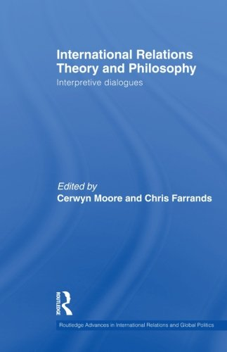 International Relations Theory and Philosophy: Interpretive dialogues