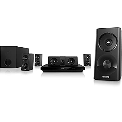Philips HTB3520/94 Home theatre (Black)