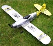 RC PLANE RADIO CONTROLLED R/C AEROPLANE MUSTANG AIRCRAFT