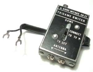Amazon.com: TV Game Switch Box for Atari 2600 7800 Pong